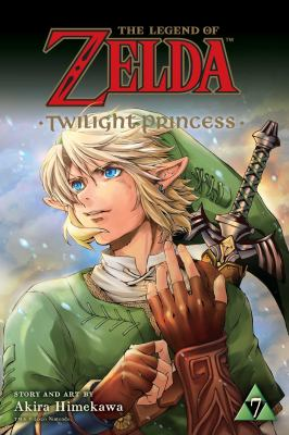 The legend of Zelda. Twilight princess, Vol. 07