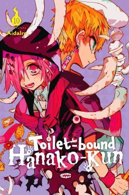 Toilet-Bound Hanako-Kun, Vol. 10
