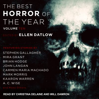 The best horror of the year. Volume ten