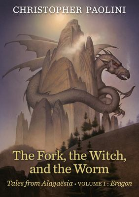 Cover Image for The Fork, the Witch, and the Worm : Tales from Alagaësia