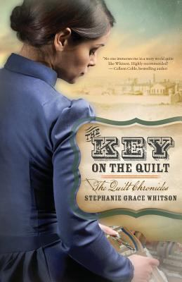 The key on the quilt
